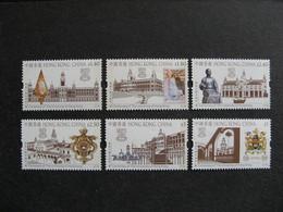 HONG-KONG : TB Série N° 1531 Au N° 1536, Neufs XX. - 1997-... Région Administrative Chinoise