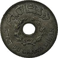 Monnaie, Lebanon, Piastre, 1940, Paris, SPL, Zinc, KM:3a, Lecompte:16 - Liban