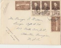 MEXICO 1949 Cover To USA.BARGAIN.!! - Mexico