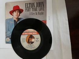 Elton John  -  The Rocket Record Company - Part Time Love - Disco, Pop