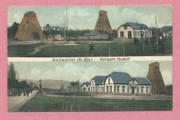 68 - BOLLWEILER - BOLLWILLER - Schacht RUDOLF - Puits De Mine - Mines De Potasse D' Alsace - Sin Clasificación