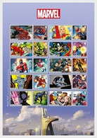 Groot-Brittannië / Great Britain - Postfris / MNH - Collectors Sheet Marvel 2019 - 1952-.... (Elizabeth II)