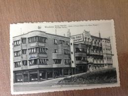 Wenduine Hôtel Pension Prince Albert - Cartes Postales