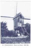 Tessenderlo: Molen Van Schoot (2 Scans) - Tessenderlo