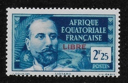 AFRIQUE EQUATORIALE FRANCAISE - AEF - A.E.F. - 1940 - YT 134** - A.E.F. (1936-1958)
