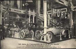 Cp Paris, XIIe Salon De L'Automobile, Du Cycle Et Des Sports, Automobiles Horch - Non Classés