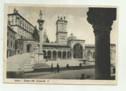 UDINE - PIAZZA VITTORIO EMANUELE II   - VIAGGIATA FG - Udine