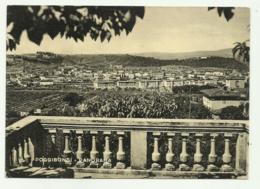 POGGIBONSI - PANORAMA   - VIAGGIATA FG - Siena