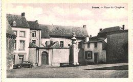 FOSSES-LA VILLE  Place Du Chapitre. - Fosses-la-Ville