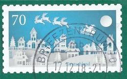 BRD Mi. 3423 Gest. Weihnachten 2018 Stadt Rentier - Schlitten - BRD