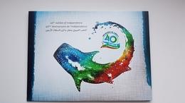 Djibouti P. NEW 40 Francs 2017  Commemorative Folder, UNC ,  UNC - FDS - Kassenfrisch, Free Shipping Word Wide - Djibouti