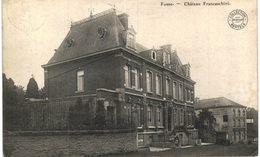 FOSSES-LA VILLE   Château Franceschini. - Fosses-la-Ville