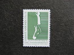 O.N.U.  C.I. De Vienne: TB N°356, Neuf XX. - Wien - Internationales Zentrum