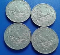 Monnaie, Malte,  10  Cents, 1972, British Royal Mint, FDC, Copper-nickel, (B910) - Malta