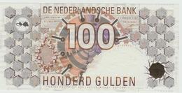 100 FLORINS 9 JANVIER 1992 - [2] 1815-… : Royaume Des Pays-Bas
