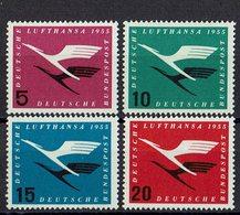 *BRD 1955 // Mi. 205/208 ** - [7] Federal Republic