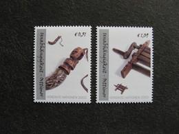 O.N.U.  C.I. De Vienne : TB Paire N° 374 Et N°375, Neufs XX. - Wien - Internationales Zentrum