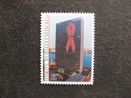O.N.U.  C.I. De Vienne: TB N°392, Neuf XX. - Wien - Internationales Zentrum