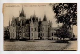 CP29304 - La Jumellière - Château De La Faultrière – Façade Latérale - Voyagée - France