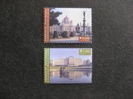 O.N.U.  C.I. De Vienne : TB Paire N° 399 Et N°400, Neufs XX. - Wien - Internationales Zentrum