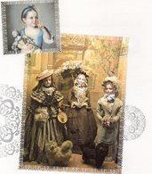 """France 2009 Document Bloc """"poupées De Collection 02651-52-53 - Puppen"""