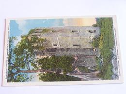 Ruined Tower Et  Old  Panama - Républic Of Panama - Panama