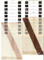 Lestrade  Vues Kodachrome  Nevers Lot De 2 Cartes Dont Sainte Bernadette Au Couvent - Visionneuses Stéréoscopiques