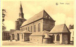 FOSSES-LA VILLE   église - Fosses-la-Ville
