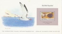 GRENADINES Of ST. VINCENT Tropicbird.BARGAIN. - Vogels