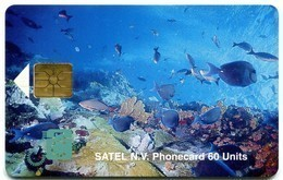 Saba - Satel SAB-03 - Marine Life - Antillen (Nederlands)