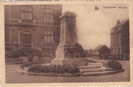 Brasschaet  Monument - Brasschaat