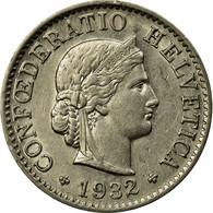 Monnaie, Suisse, 5 Rappen, 1932, Bern, TTB, Nickel, KM:26b - Suisse