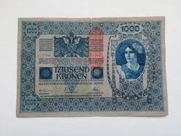 AUSTRIA 1000 KRONEN 1902 - Austria