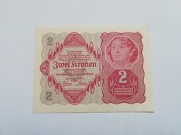 AUSTRIA 2 KRONEN 1922 - Austria