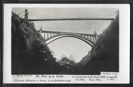 CPA 74 - Le Pont De La Caille - France
