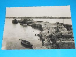 17 ) Royan Bombardée : N° 3 - Grand Format : Ruine Du Port : Année 1945 - EDIT: Paris édition - Royan