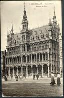BRUXELLES :  La Maison Du Roi - Marktpleinen, Pleinen
