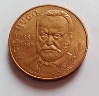 France, Victor Hugo, 10 Francs, 1985, TRANCHE B SUP, Nickel-Bronze  (B912) - France