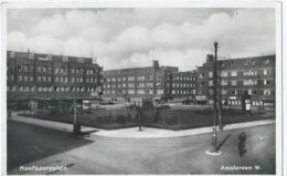 "Amsterdam - Hoofddorpplein - Uitgave Boekhandel "" Vondel "" - 1935 - Amsterdam"