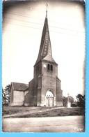 Mervans (Saint-Germain Du Bois-Louhans-Saône Et Loire)-L'Eglise Saint-Maurice Et Son Clocher Tors (vrillé) - Louhans