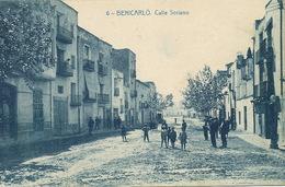 6 Benicarlo Calle Soriano  Edicion Vizcarro - Autres
