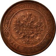 Monnaie, Russie, Nicholas II, Kopek, 1913, Saint-Petersburg, TTB, Cuivre, KM:9.2 - Russie