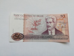 BRASILE 50 CRUZEIROS - Brasile