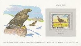 MONGOLIA Tawny Eagle.BARGAIN.!! - Arends & Roofvogels