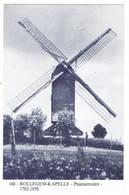 Rollegem-Kapelle : Plaatsemolen ( 2 Scans) - Belgien