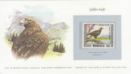 MONGOLIA Golden Eagle.BARGAIN.!! - Arends & Roofvogels