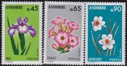 Andorre   .    Yvert   .    234/236       .      **      .   Neuf SANS Charniere    . /   .   MNH - Andorre Français