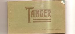 Carnet De 20 Cartes Detachables - Tanger