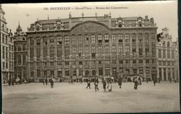 BRUXELLES :  Grand'Place Maison Des Corporations - Monumenten, Gebouwen