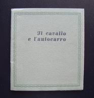 FIAT Ufficio Pubblicità  Il Cavallo E L'autocarro 1929 Camioncino Fiat - Vieux Papiers